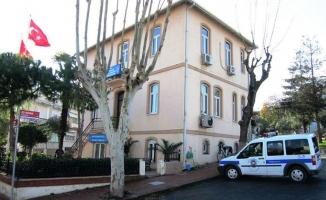 Burgazada Polis Merkezi