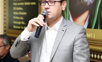 Başakşehir'in yeni Başkanı Cemevi'nde
