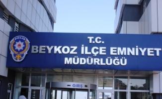 Beykoz Trafik Tescil ve Denetleme Büro Amirliği Telefon