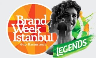 Brand Week İstanbul, efsaneler geçidi