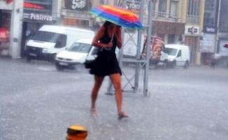 İstanbul'a yağışlı ve soğuk hava geliyor