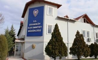Çekmeköy Olay Yeri İnceleme ve Kimlik Tescil Büro Amirliği Telefon