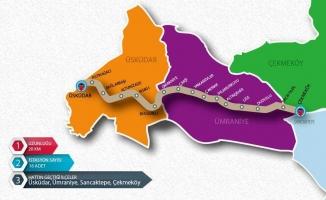 İstanbul'da İnşaatı Devam Eden Metro Hatları