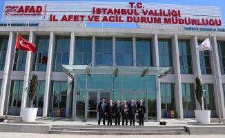 İstanbul İl Afet ve Acil Durum Müdürlüğü AFAD