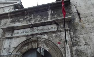 İstanbul Tarihi Yarımada da bulunan Ermeni Kiliseleri