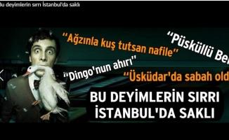 İstanbul'da yaşamış tarihi kişiliklerin ilginç hikayeleri