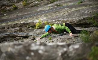 Kaya tırmanış şenliği başlıyor
