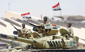 Irak güvenlik güçleri Kerkük'te operasyon başlattı