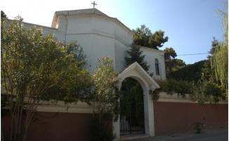 Kınalıada Surp Krikor Lusavoriç Ermeni Kilisesi