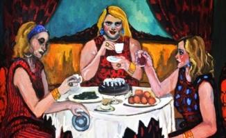 Ömür Eke'nin 'Kadın Ruhu' isimli sergisi Venüs Sanat'ta