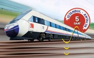 Yüksek Hızlı Trene Ulaşım
