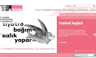 21. İstanbul Tiyatro Festivali başladı