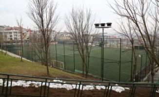 Alibeyköy Parseller Spor Kulübü Tesisleri