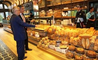 Ataşehir'de pastane, fırın, börek salonu ve lokantalar denetlendi