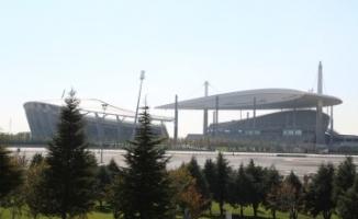 Başakşehir Futbol Sahaları