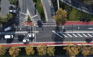 Beşiktaş Uğur Mumcu Caddesi yenilendi