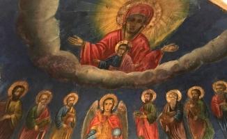 Edirnekapı Aya Yorgi Kilisesi açıldı