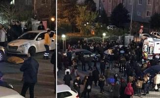 Esenyurt'ta dehşet anları: Polis sokağı kapattı