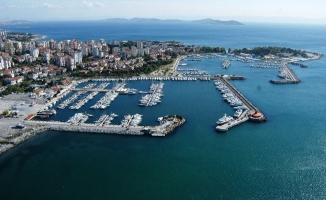 Kalamış'taki yat limanı projesine 100 bin itiraz