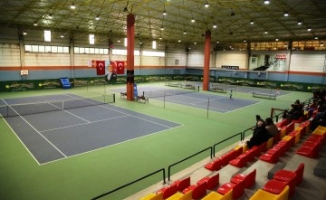 Galatasaray Kulübü Taç Spor Tesisleri Tenis Sahası