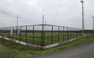 İhsaniye Köyü Futbol Sahası