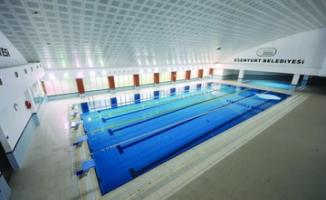 İl Özel İdaresi Esenyurt Yüzme Havuzu