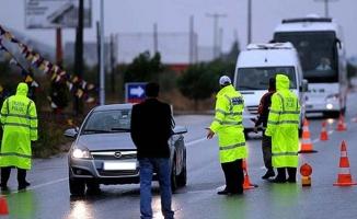 İstanbul'da 90 bin sürücüye ceza yağdı