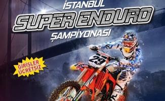 İstanbul Süper Enduro Motosiklet yarışları