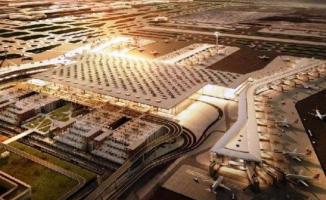 İstanbul Yeni Havalimanı'nın yüzde 71'i tamamlandı!