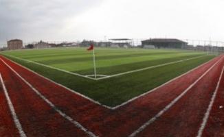 İzzettin Mahallesi Futbol Sahası