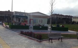 Özge Can Aslan Parkı 7 Tepe Spor Tesisi
