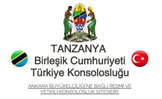 Tanzanya İstanbul Konsolosluğu