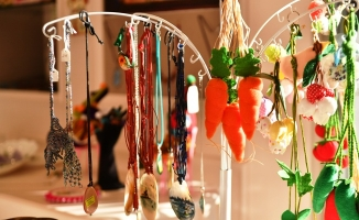 Üsküdarlı kadınların el emekleri KÜP mağazasına taşınıyor