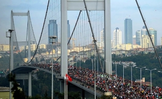 Vodafone 39. İstanbul Maratonu'nda kapanacak yollar