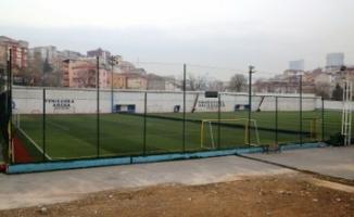 Yeni Sahra Futbol Stadı