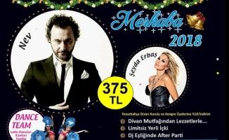 Fenerbahce Divan Faruk Ilgaz Tesisleri yeni yıl partisine hazır