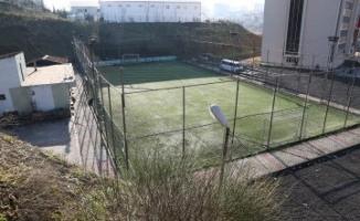 Yeşilpınar Spor Tesisleri