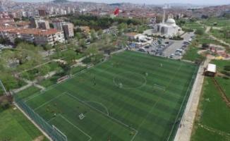 100. Yıl Futbol Sahası