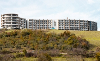 7 yıldızlı Yalova Termal Palace