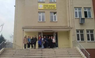 Ataşehir-Aydın Doğan Güzel Sanatlar Lisesi