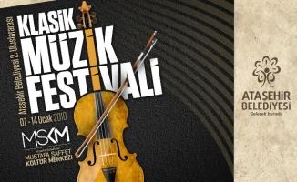 Ataşehir'de klasik müzik vakti