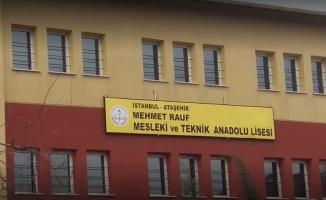 ATAŞEHİR - Mehmet Rauf Mesleki ve Teknik Anadolu Lisesi