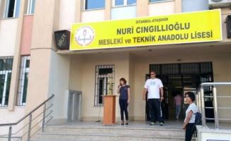 ATAŞEHİR - Nuri Cıngıllıoğlu Mesleki ve Teknik Anadolu Lisesi