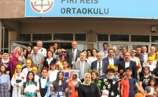 ATAŞEHİR - Piri Reis Ortaokulu
