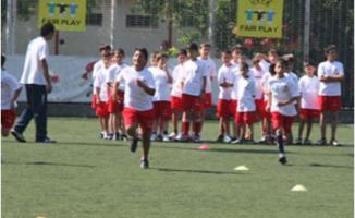 Beylerbeyi TFF Futbol Sahası