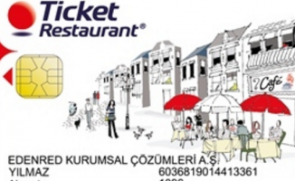 Beyoğlu Ticket Kart Çeken  yerler