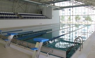 Eyüp Sultan Spor Kompleksi Yüzme Havuzu