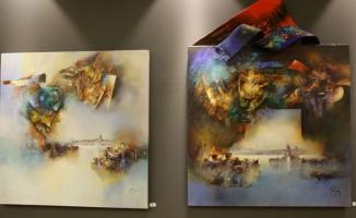Galeri Işık,  seramik ve resim sergisi