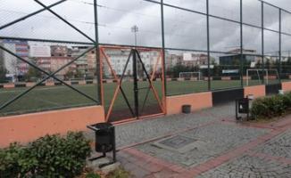 Gazi Mahallesi Spor Kulübü Derneği Spor Tesisi