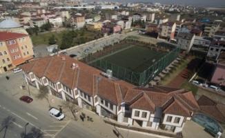 Güllübağlar Hüseyin Vassaf Bilgi Evi ve Spor Merkezi